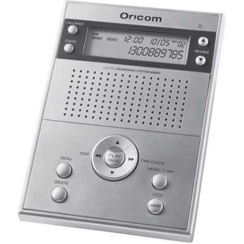 oricom am880 answering machine